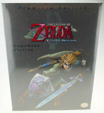 The Legend of Zelda Twilight Princess - Gamecube - Strategy Guide New and Sealed