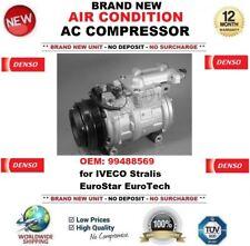 Denso Aire acondicionado compresor de 99488569 para IVECO STRALIS EUROSTAR