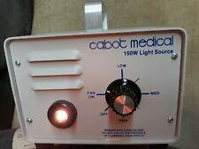 New listing Cabot Medical 150W Light Source