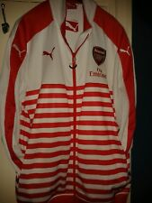 Tracksuit Arsenal excellent training tops large and benefits charity