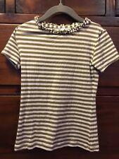 Persnickety Shirt Stripe Girl's 5 EUC