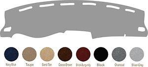 Carpet Dash Cover for Chevy Astro Van Dash Cover Fits 1996 - 2005 Dash Mat Pad