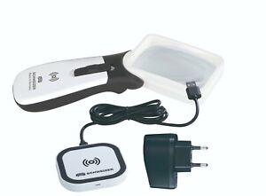 Schweizer Ergolux I Portable 10 Dpt Ø75 / 50mm For Left-Handed LED 6500K