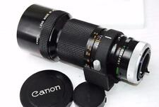READ !! Canon Manual Focus LENS FD 300mm F/4 S.S.C FD mount from JAPAN
