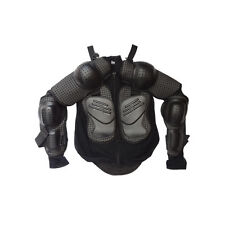 Motocross BMX Kid Youth Body Armour Motor Dirt Bike Quad Protector Chest M size