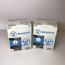 Westinghouse 0360900 - 60 Watt G16 1/2 Incandescent Light Bulb
