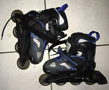 Rollers taille variable 31 32 33 34, roulements en carbone, roues ABEC 5, SVS