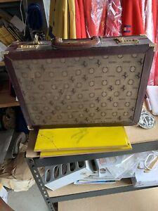 Ferrari  Fabric Briefcase