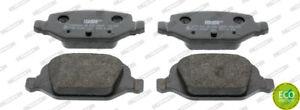 FERODO BRAKE PADS REAR For ALFA ROMEO 147 2001+ - 2.0L 4CYL - FDB1324