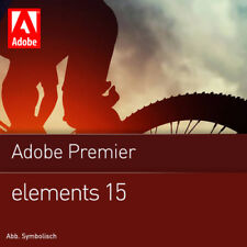 Adobe Premiere Elements 15 1 PC | or Mac Full Version Download 1 User UK EU