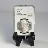 1890 S Morgan Dollar NGC MS64 *Rev Tye's* #5003205