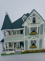 Shelia's Collectibles Blanche and Ethel Tearoom Victorian Eldora Iowa House