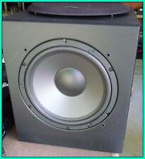 New listing Polk Audio Psw-450 Powered 150 watt Subwoofer Free Ship