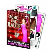 Marilyn Monroe - Fridge, Magnetic Dress-Up Wardrobe Set