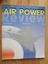 The Royal Air Force Air Power Review, Vol. 1 No. 1 1998