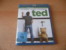 Blu Ray Ted - 2012 - Mark Wahlberg