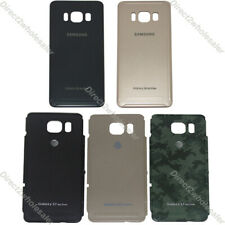 OEM For Samsung Galaxy S7 S8 Active Rear Panel Battery Housing Back Door Cover