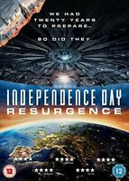Independence Day: Resurgence DVD (2016) Liam Hemsworth