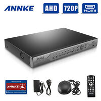 24CH Channel HDMI H.264 CCTV DVR NVR For Surveillance Security Camera System P2P