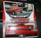 Disney World of Cars HYDRAULIC RAMONE (RED) RADIATOR SPRINGS 2/15 Sealed