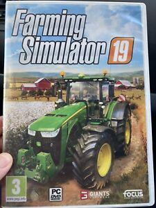Farming Simulator 19 (PC, 2018)