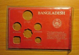 Bangladesh used empty coins case