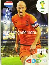Adrenalyn XL - Arjen Robben - Niederlande - Fifa World Cup Brazil 2014 WM