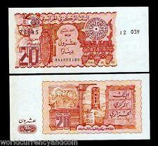 P 141 4RW 26JUL ALGERIA LOT 5x 500 DINARS 1998 UNC CONDITION