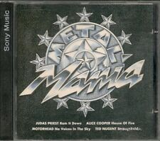 CD COMPIL 16 TITRES--METAL MANIA-PRONG/BONHAM/FIREHOUSE