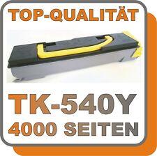 X-Jet für Kyocera TK540Y TK-540Y FS-C5100 FSC5100 C5100 FS-C5100DN TK540 TK540Y