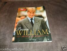 1998 VINTAGE TEEN PEOPLE Prince William Prince of Heart BOOK BEFORE KATE ROYALTY