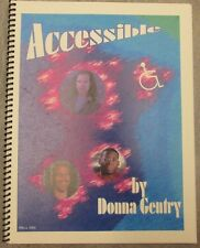 "Sentinel Fanzine ""Accessible"" HURT/COMFORT by Donna Gentry"
