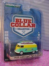 1968 VOLKSWAGEN TYPE 2 PANEL∞ yellow/green;surfboards∞Blue Collar∞S3∞GREENLIGHT