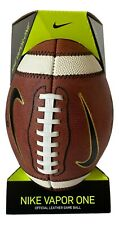 Nike Football Vapor One 2.0 Official High School Game Ball Size 9