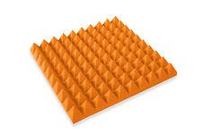 Pyramiden Akustikplatte Schaumstoff Akustikschaumstoff 50x50x5 Schalldämung