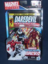 Marvel Universe Greatest Battles Daredevil and Bullseye Comic Pack NIB 3 3/4