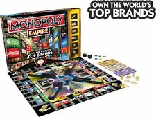 Monopoly Empire Board Game - Hasbro 2016 Version
