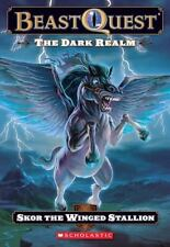 The Beast Quest #14: The Dark Realm: Skor The Winged Stallion by Blade, Adam, Sc