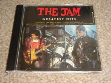 CD ALBUM - THE JAM - GREATEST HITS