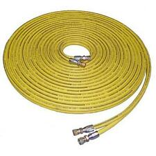 REPLACES CLEMCO 02128 TLR REMOTE CONTROL TWINLINE HOSE 25' LONG WITH COUPLINGS