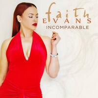 FAITH EVANS Incomparable (2014) 16-track CD album NEW/UNPLAYED Missy Elliot