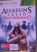 Assassins Creed Brotherhood XBOX 360  30 DAYS WARRANTY.