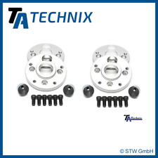 4x Lochkreisadapter VA + HA  4 x 100 auf 5 x 120  20mm je Seite / 40mm je Achse
