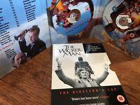 The Wicker Man DVD 1973 Culto Clásico Terror 2-Disc Digipak Con / Christopher