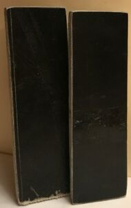 Micarta Handles Plates Canvas Blue Micarta Scales 5x1.5x.25 Grips Making Supply