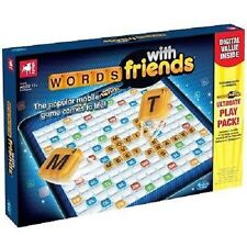 ZYNGA WORDS WITH FRIENDS Classic Game, New by Hasbro