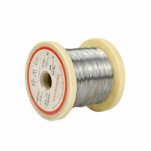 10m Nichrome Resistance Wire Nickel Chrome Heating Element Hot Cutting 0.1/0.5mm