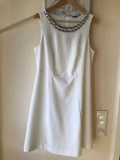 Kleid Damenkleid Sommerkleid Abendkleid weiß Gr. 42