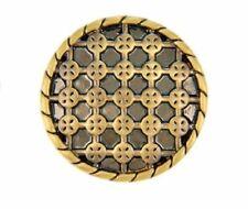 Buy 4, Get 5Th $6.95 Snap Free Ginger Snaps™ Brass Quilt Jewelry
