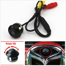 360° CCD HD Car Front Side Reverse Camera Kits Rear View Parking Color Spy Cam